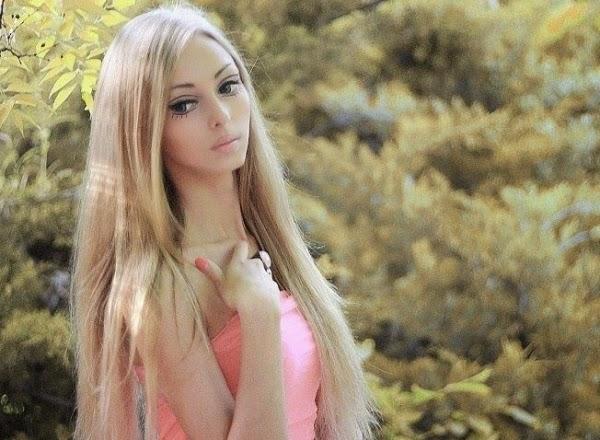 Alina Kovalevskaya barbie girl