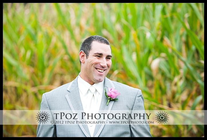 Duke Farm Wedding First Look