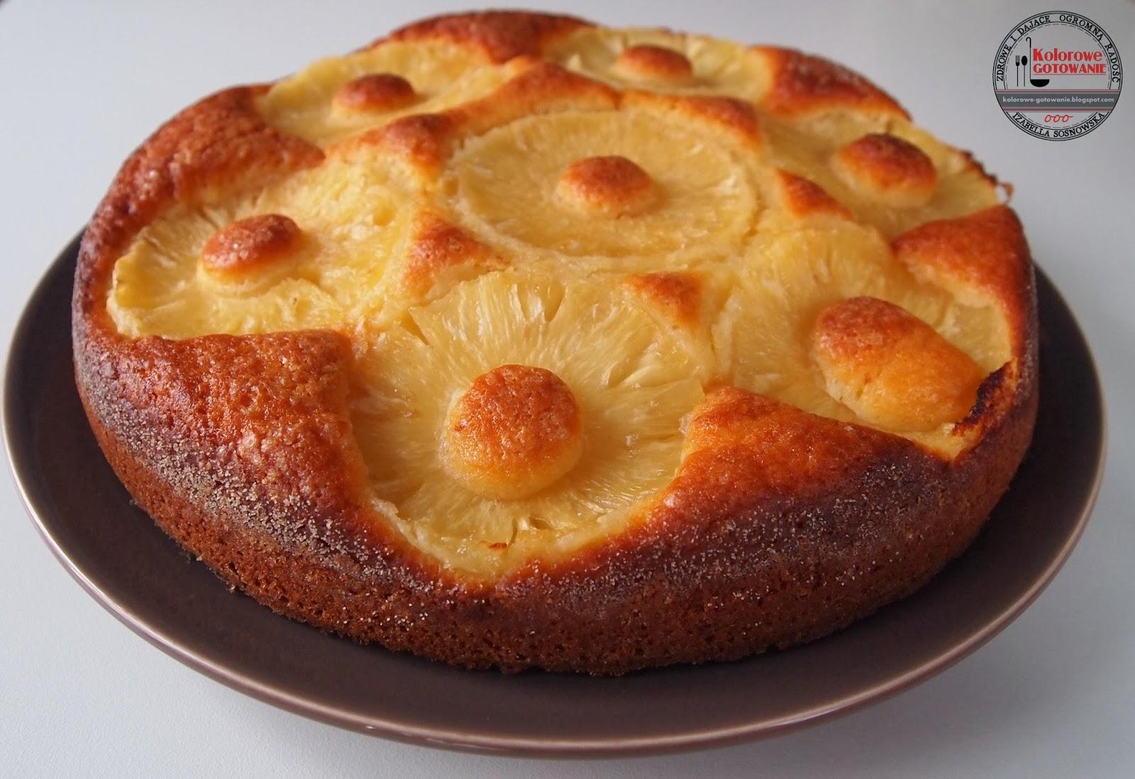 Kolorowe Gotowanie Zdrowe I Dajace Ogromna Radosc Ciasto