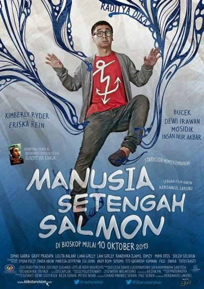 download film gratis manusia setengah salmon