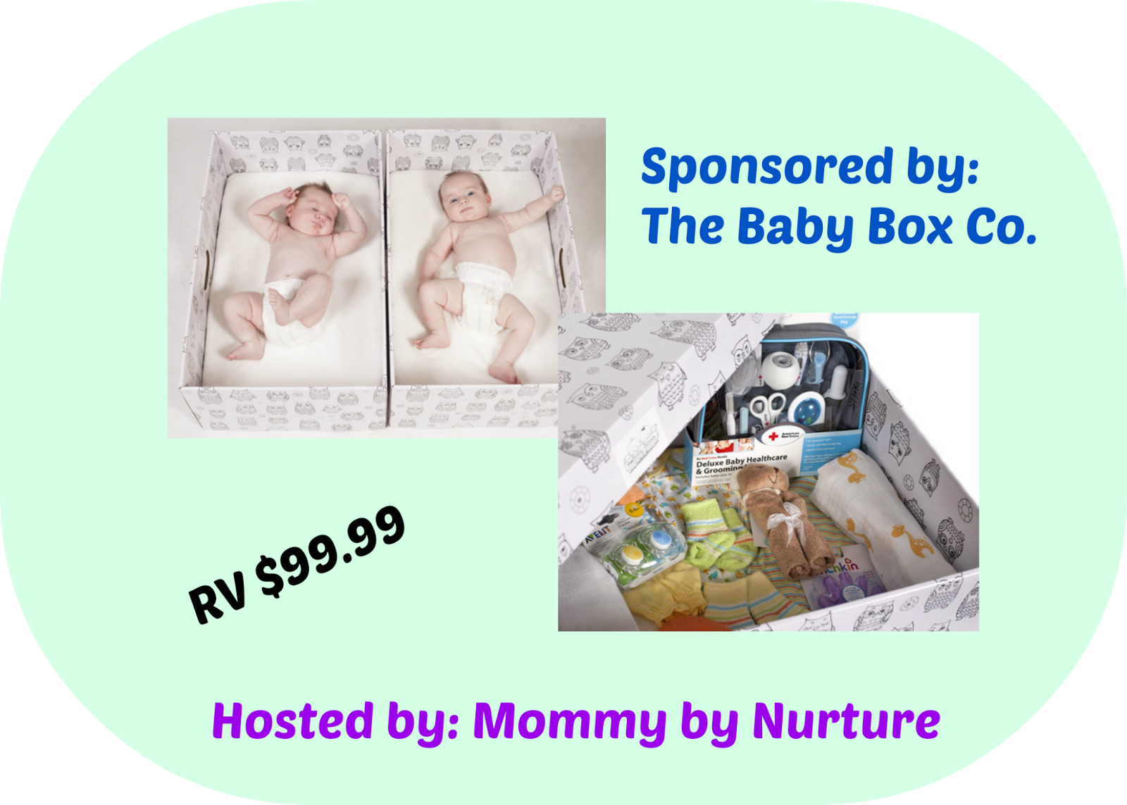 Baby Box Co. Giveaway