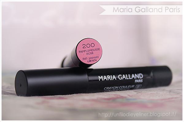 Maria Galland - Le Maquillage Rêves d'Été Crayon Couleur 200 Pamplemousse Rose