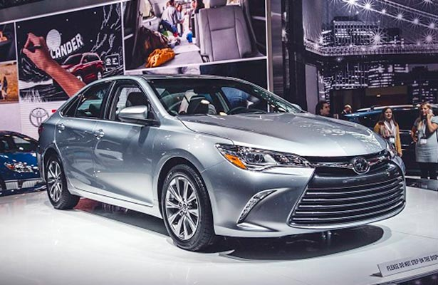 toyota camry gallery edition