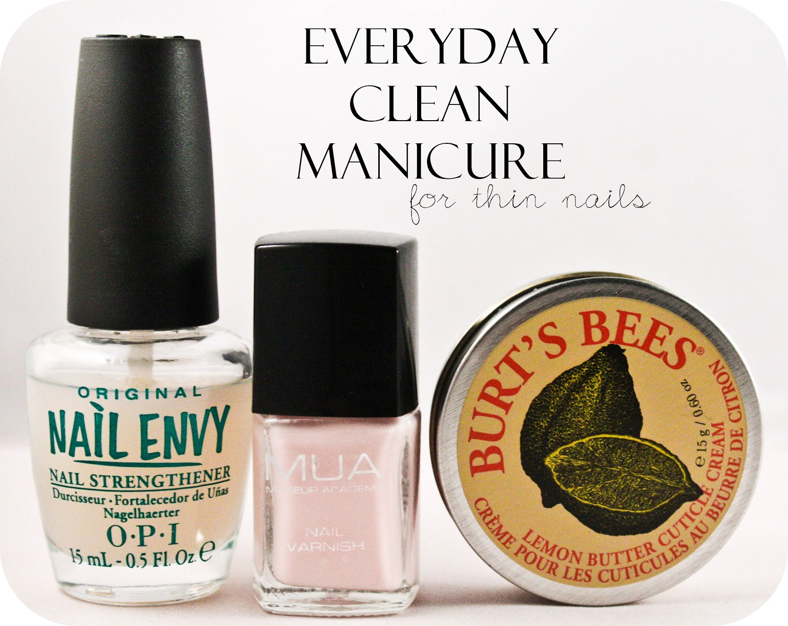 Have you got thin nails? - Cityscape Bliss