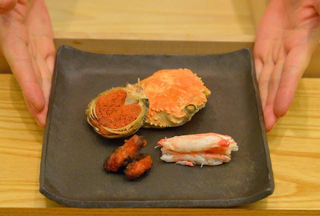 Female Snow Crabs せいこ蟹 こっぺ蟹
