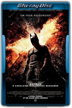 Batman - O Cavaleiro das Trevas Ressurge Torrent Dublado