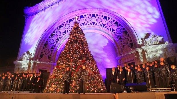 balboa park christmas lights balboa park christmas decorations balboa park christmas tree lighting 2014 balboa park christmas tree balboa park christmas nights balboa park christmas festival balboa park christmas parade