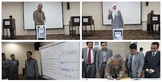 Sholeh Hidayat Rektor Baru Untirta 2015-2019