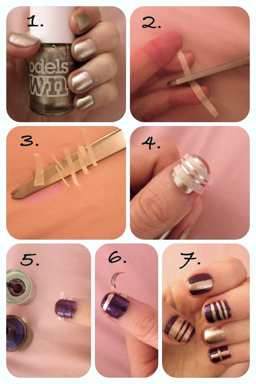 Fun Ways To Paint Nails