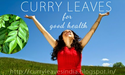curry leaves for good health