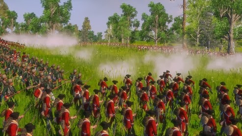 Gameplay Empire Total War