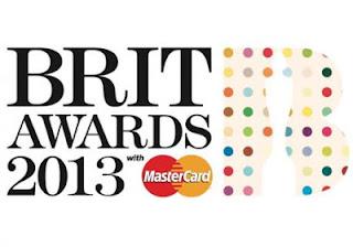 Brit Awards Logo 2013