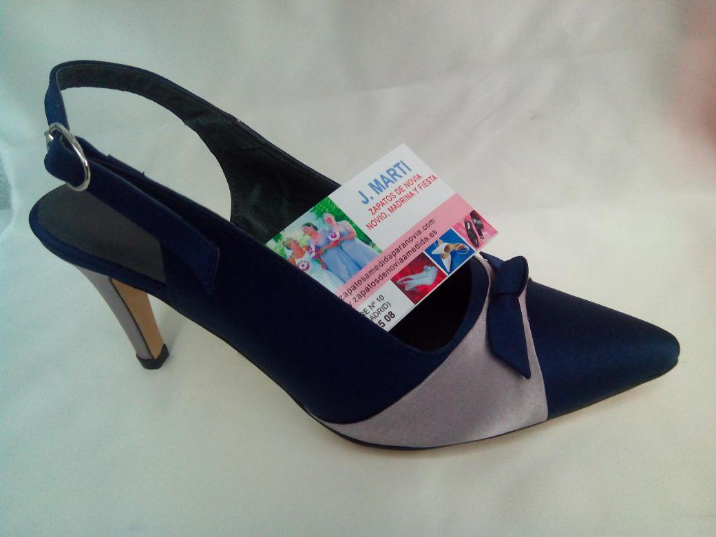 Zapatos de novia a medida madrid fabricamos zapatos de - Zapateros a medida ...