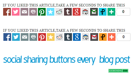 social-share-widget-for-blogger-blog