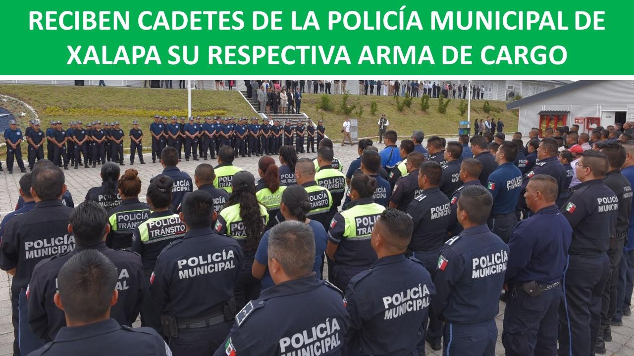 SU RESPECTIVA ARMA DE CARGO