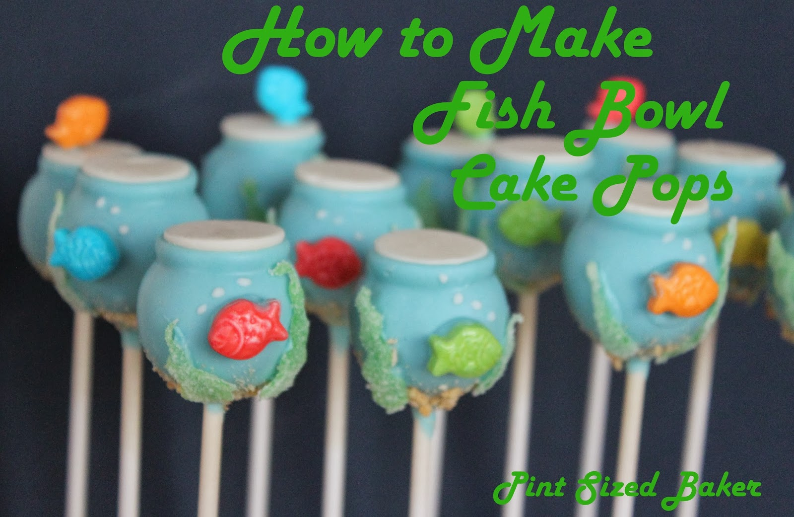 how to make cake pops that will stand up