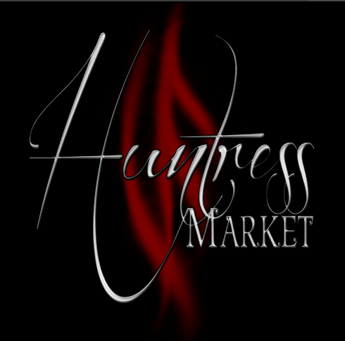 Huntress Market Logo