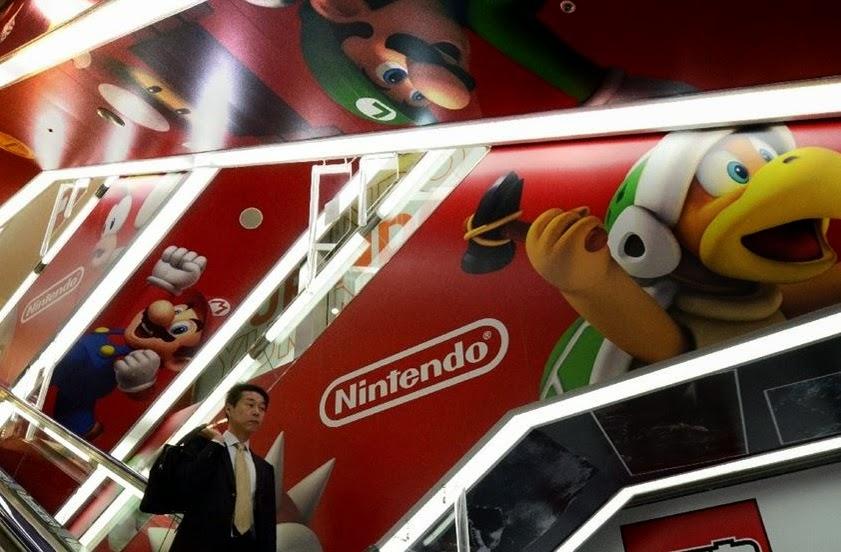أخيرا نينتندو ستنطلق في مجال تطبيقات الألعاب على المحمول