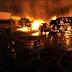 Empat truk pasokan penjajah NATO hancur oleh serangan Mujahidin IIA di Wardak