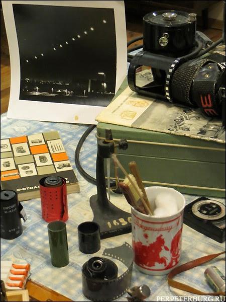 Музей истории фотографии в Питере