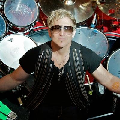 Drummer Mark Schulman image
