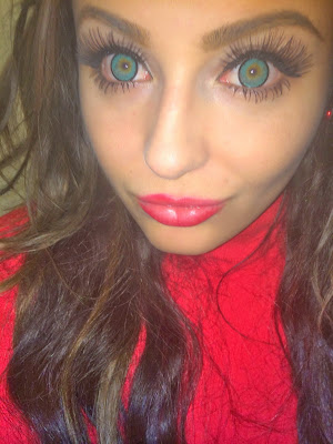 geo xtra nova green colored contacts