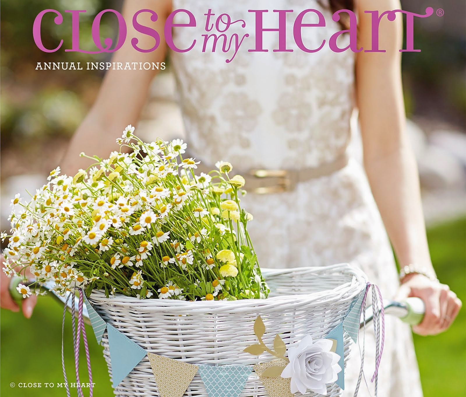 NEW Close To My Heart Catalog...get one FREE in August!