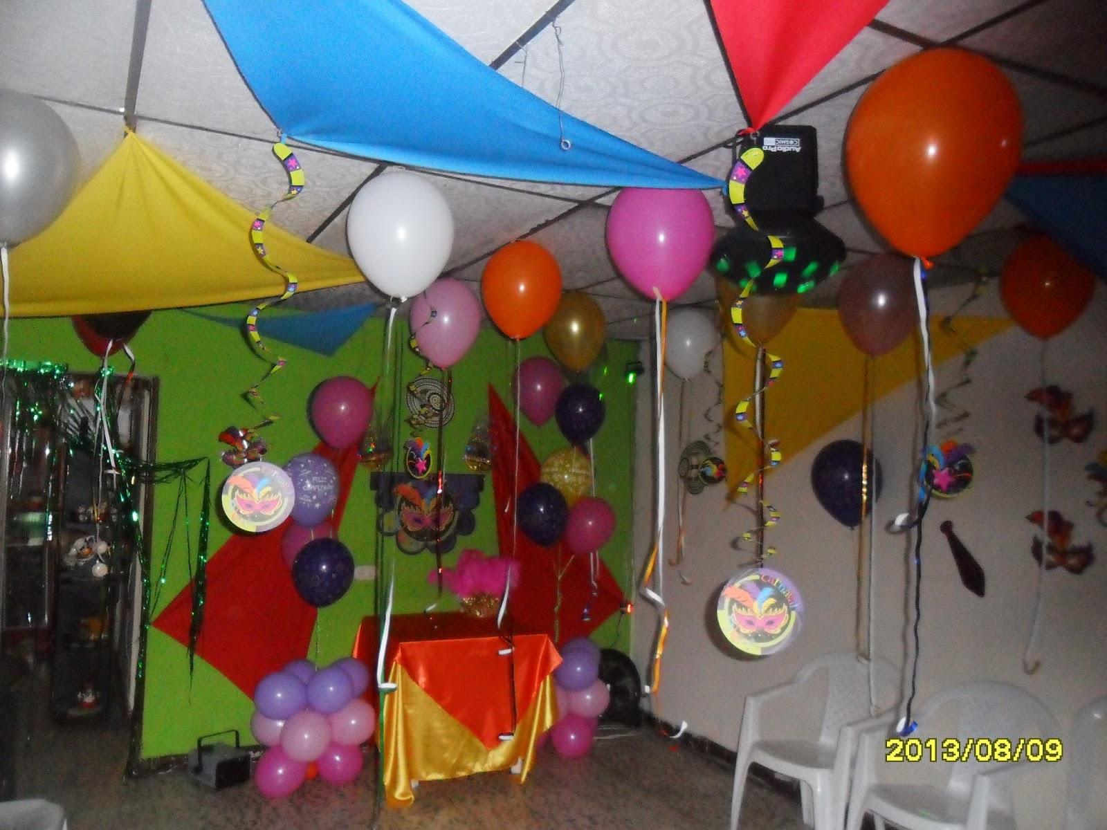 Decoraciones tematicas cali decoraci n fiesta de carnaval for Decoracion para carnaval