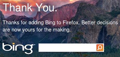 Microsoft i Mozilla - novi Firefox i Bing