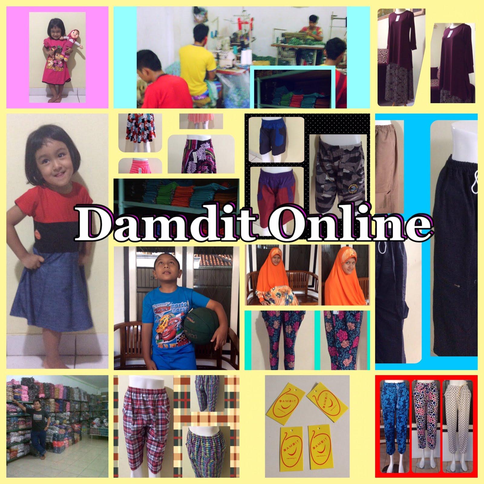 Aktivitas Damdit