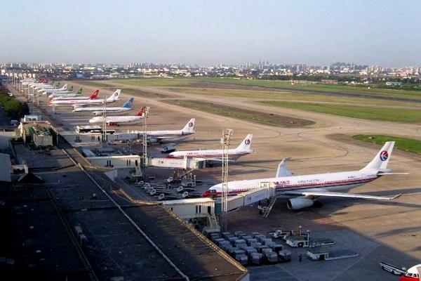 Bandara Internasional Shanghai Hongqiao, China