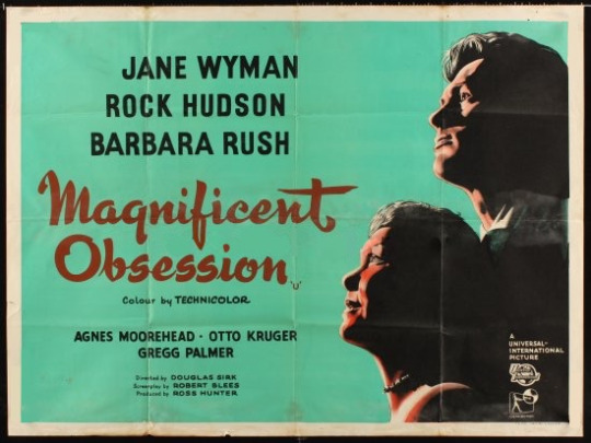 """Magnificent Obsession"" (1954)"