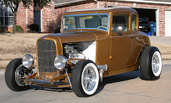 My 1932 Ford 5 Window Coupe