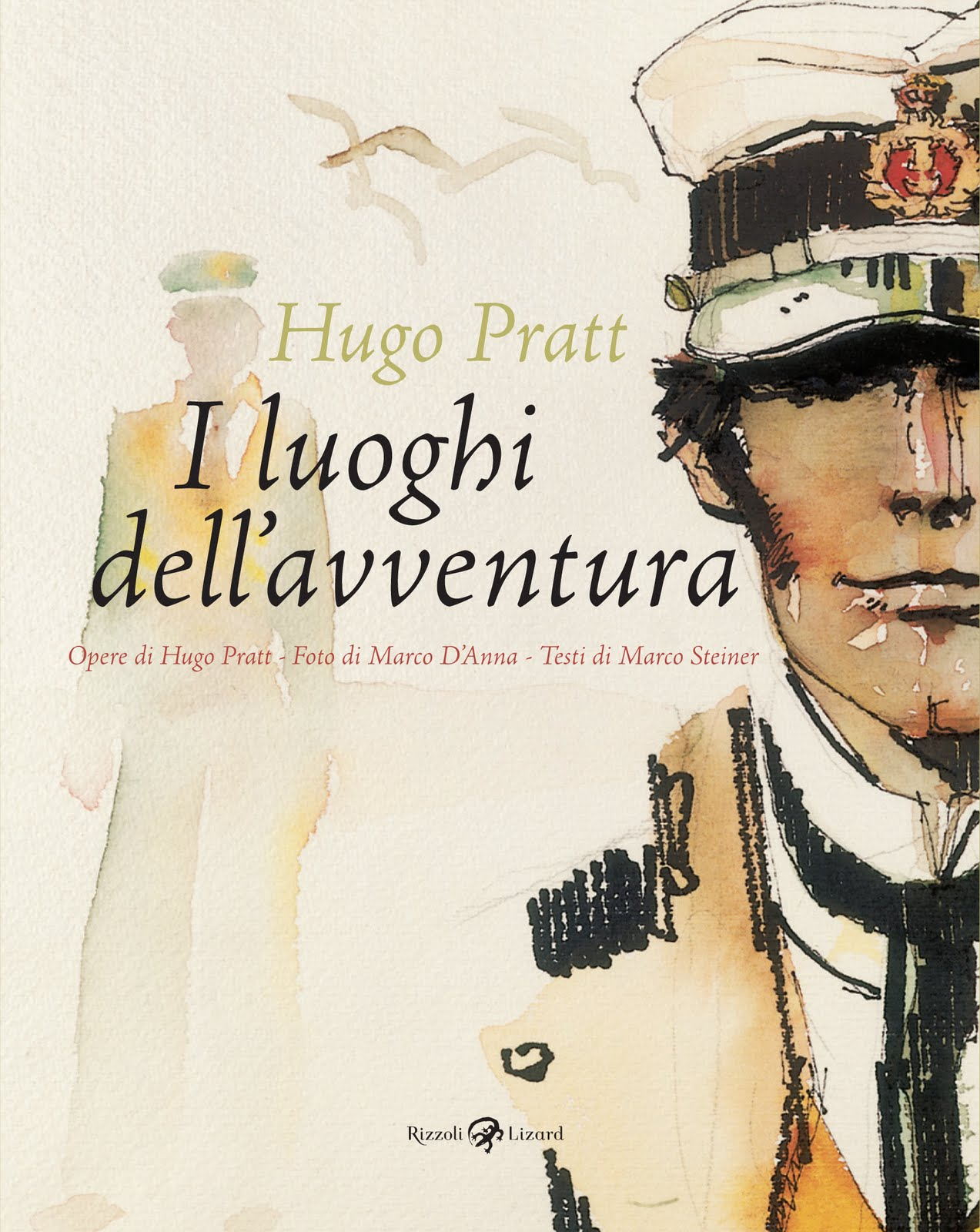 Corto Maltese Mobili Firmati Hugo Pratt : Rizzoli lizard hugo pratt i luoghi dell avventura