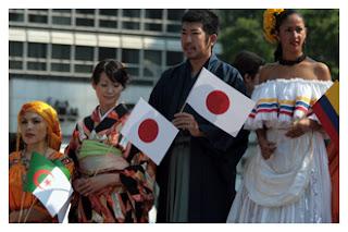 Feria de las Culturas Amigas 2012