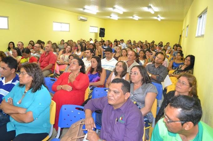 Iniciados os trabalhos docentes 2013 em Altaneira
