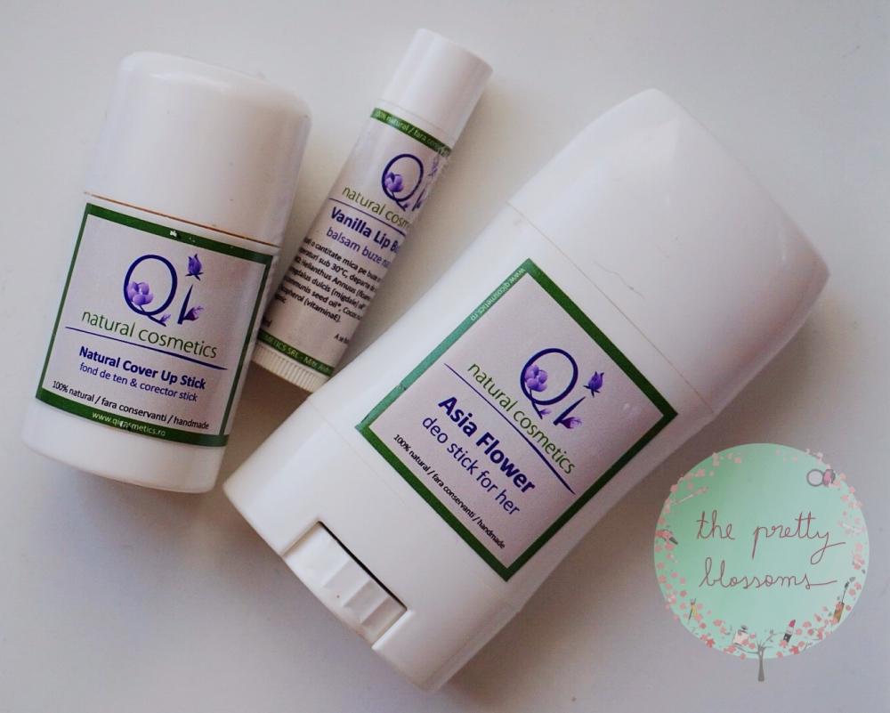 Produse cosmetice organice romanesti