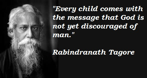 Awards and prizes won by rabindranath tagore quotes