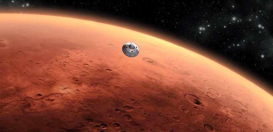 Uni Emirat Arab Umumkan Rencana Misi ke Mars pada 2021