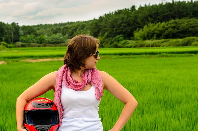 Korea Pohang Motorcycle
