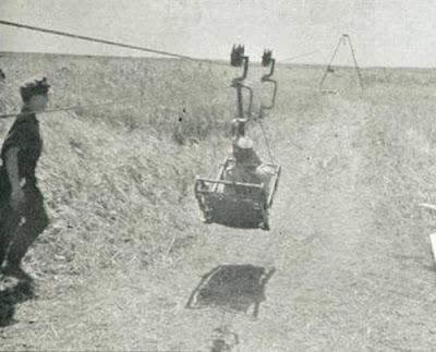 Немецкая канатная дорога на Кубани