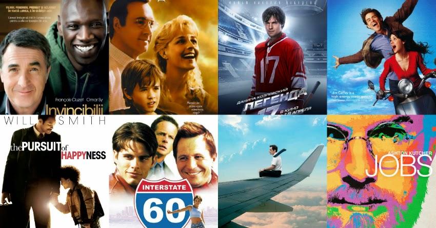 фильмы для мотивации, жизнеутверждающее, вдохновляющее кино Kate&Stuff