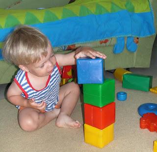развивающее занятие для ребенка 2 лет
