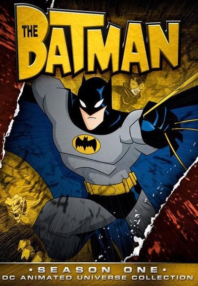 Người Dơi Phần 1 Trọn Bộ Full HD - The Batman Season 1