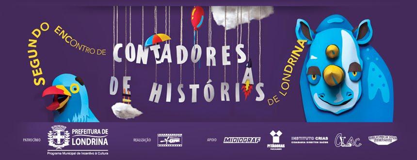 Segundo Encontro de Contadores de Histórias de Londrina