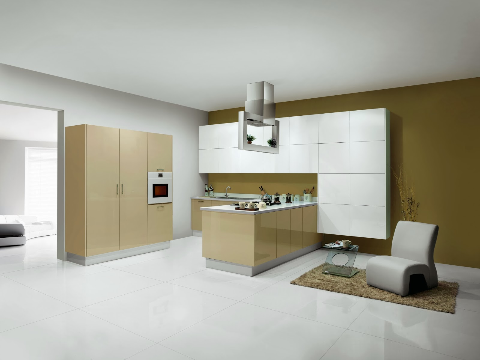 Modular kitchens the new vogue in market how to for Kitchen designs modular