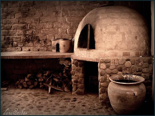 Como hacer horno de barro tradicional