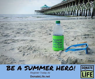 Be a summer hero