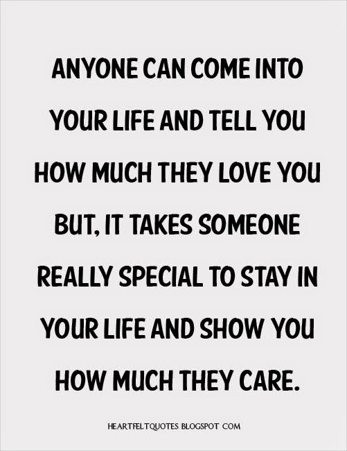 How can you tell if your in love with someone