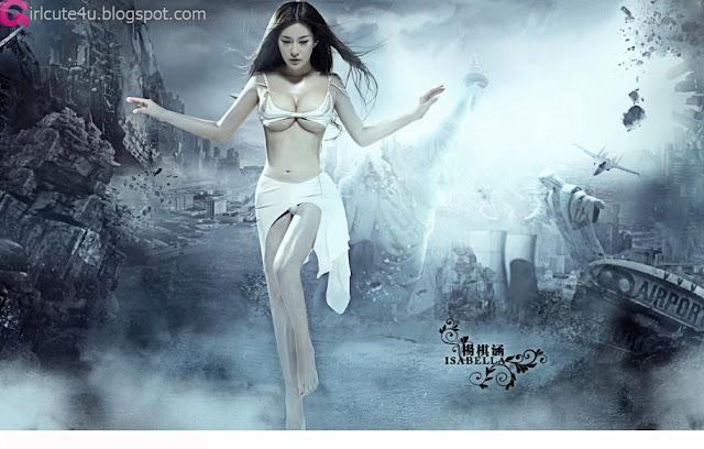 2 Wish A World 2012 ---- Goddess blessing coming articles-very cute asian girl-girlcute4u.blogspot.com